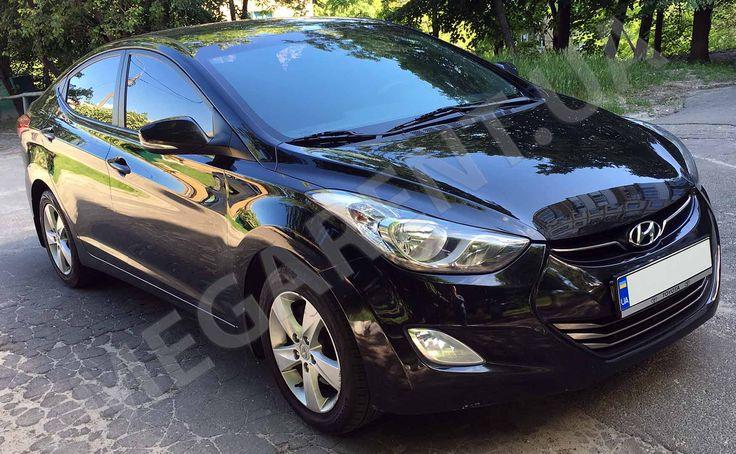 Прокат авто Hyundai Elantra 2012 в Киеве - фото 3