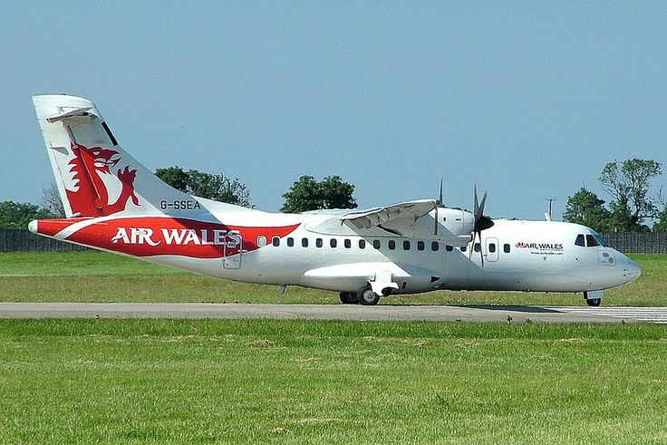 G-SSEA ATR-42 Air Wales