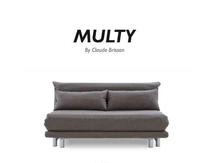 Multy by Claude Brisson. Ligne Roset Quick Ship Program 2014. A selection of products available in North America within Two Week delivery time. Live Beautifully! www.lignerosetsf.com
