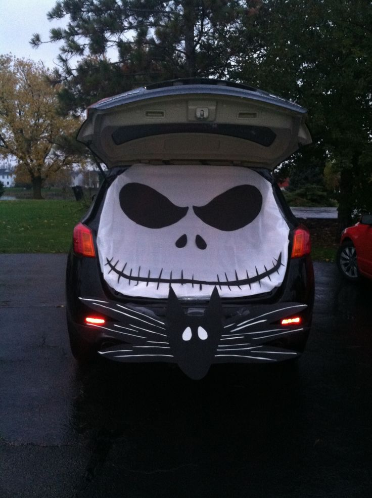 9 best Trunk or Treat images on Pinterest | Trunk or treat, Trunks ...