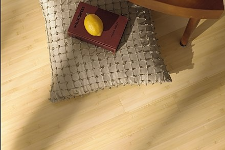 Pacific Bamboo - Bamboo Natural in Mohawk Flooring Hardwood