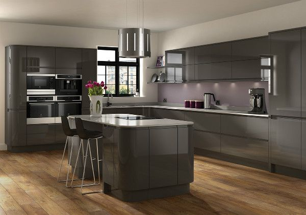 Pimlico New Lacquered Kitchens Benchmarx Kitchens