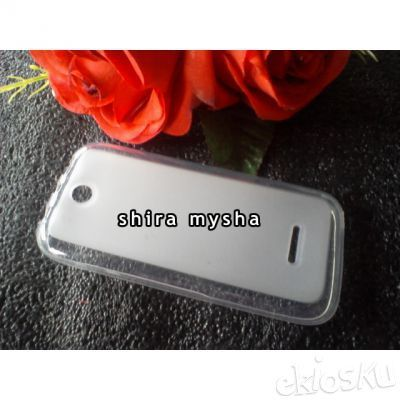 Jual Silikon Soft Case NOKIA 225 | CLEAR | Shira Shop