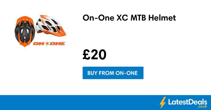 On-One XC MTB Helmet, £20 at On-one