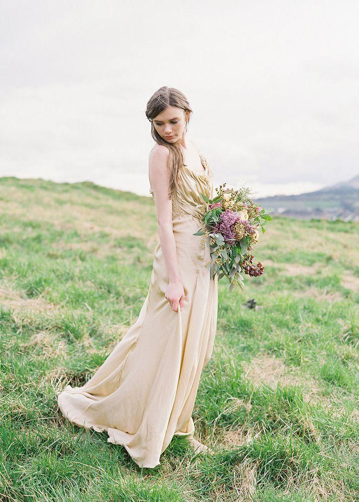 AMM HAIR + BEAUTY TEAM + JACK FLEURISTE flowers / The Great Romance Photgraphy