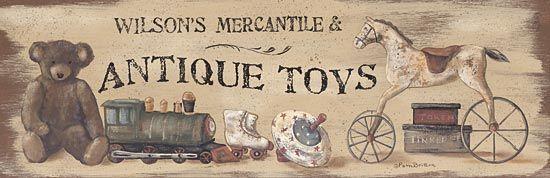 Antique Toys (Pam Britton)