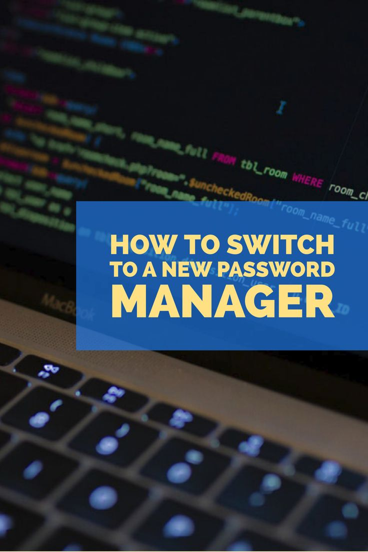 If you're already using a password manager, bravo! Ready to try a new app? Switching isn't as hard as you might think. Just follow these simple steps.