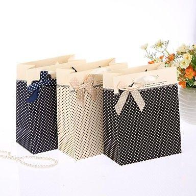 polka dot μοτίβο κάτοχος τσάντα δώρο υπέρ (περισσότερα χρώματα) – EUR € 1.71