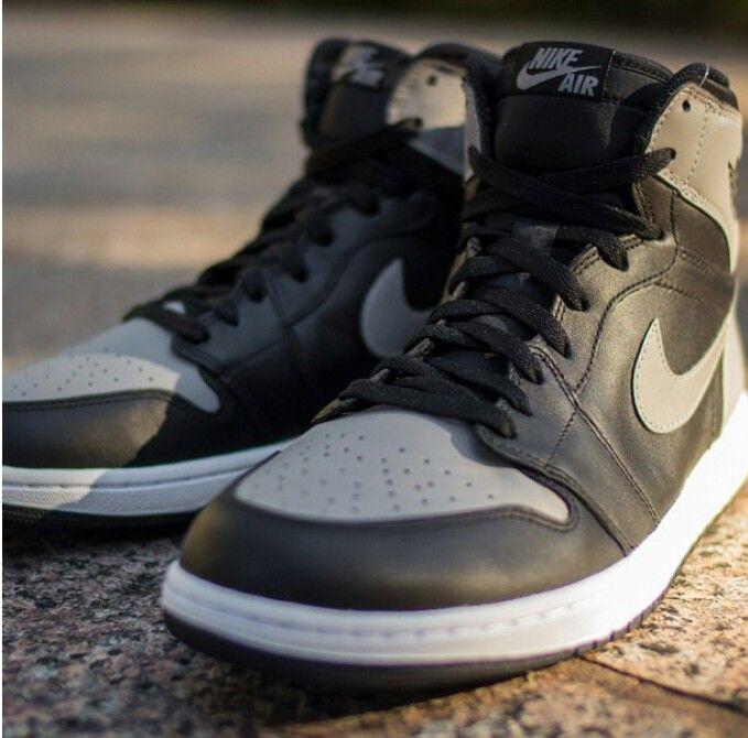 Air Jordans 1 Shadow Grey