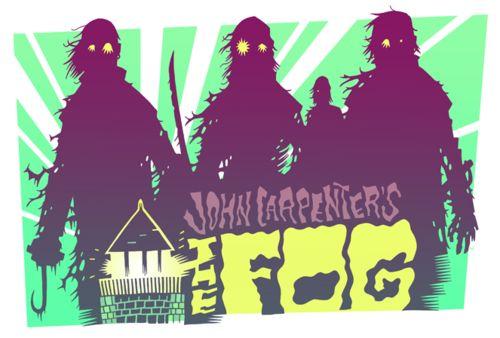 Dan Hipp / The Fog: Posts, Will, Delicious Design, And Hipp