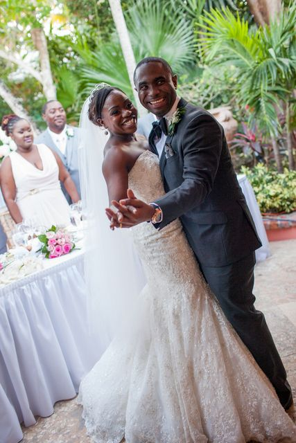 Real Weddings {Bahamas}: Britt & Keith! - Blackbride.com