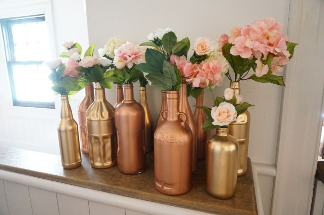 Blush & Gold Bridal Shower