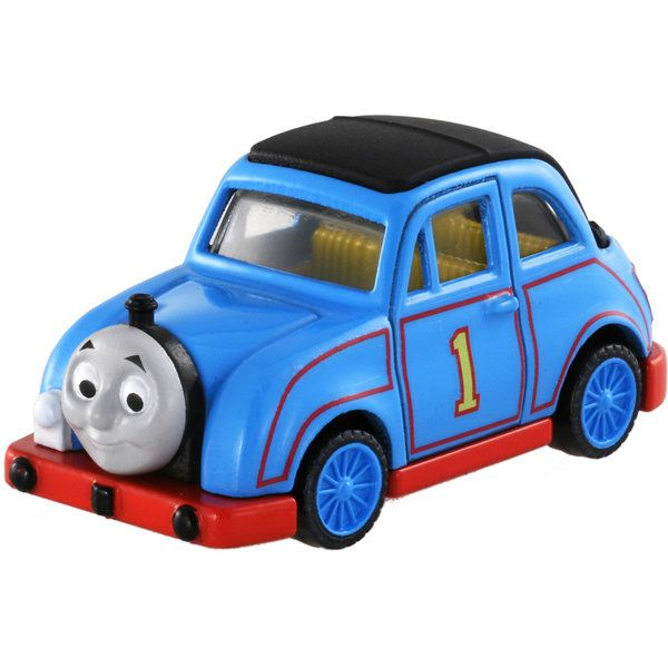 Dream Tomica No.169 #Thomas Car releases soon! Buy 5 tomica now & get 30% off! http://www.blacknovatoys.com/dream-tomica-no-169-thomas-car.html