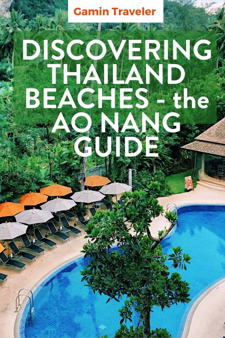 Visiting Ao Nang? Discover Thailand Beaches – Ao Nang via @gamintraveler