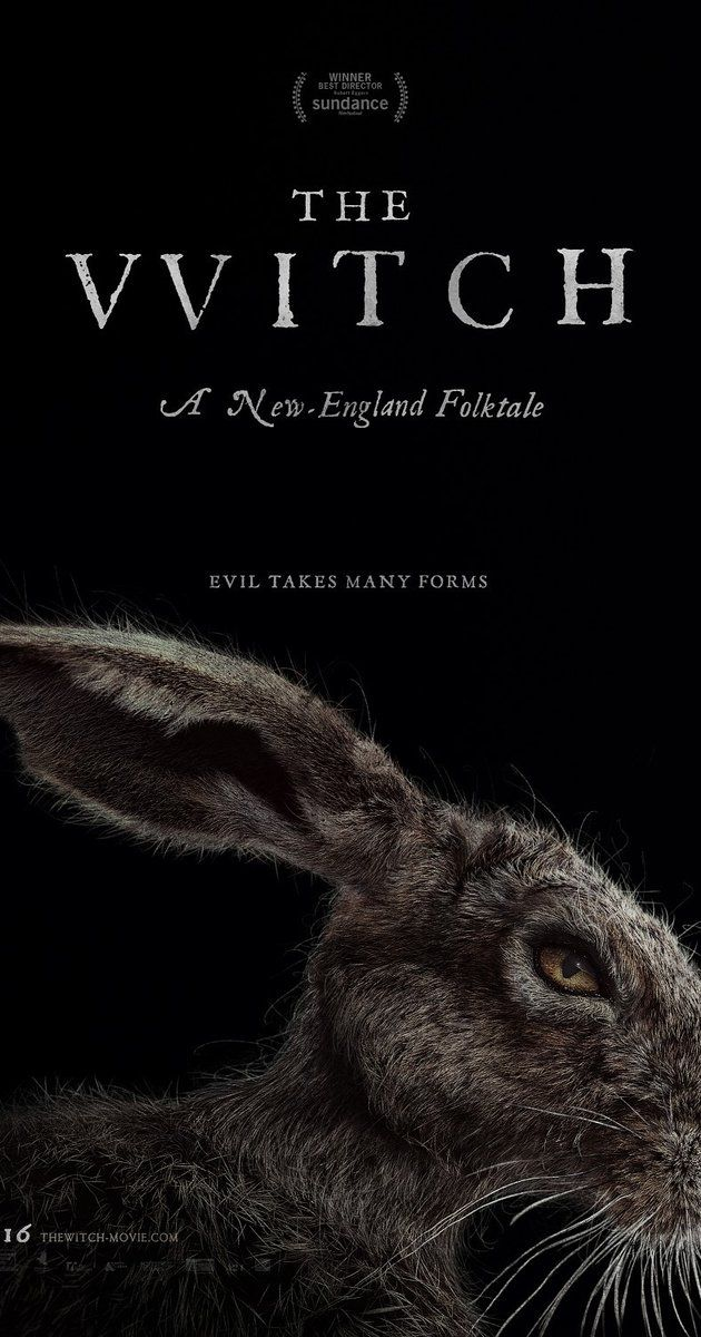 Directed by Robert Eggers.  With Anya Taylor-Joy, Ralph Ineson, Kate Dickie, Julian Richings. A family in 1630s New England is torn apart by the forces of witchcraft, black magic and possession.