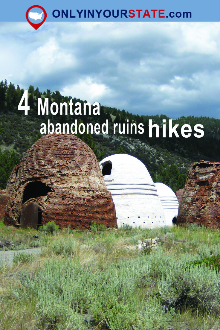 Travel | Montana | Abandoned Ruins | Hiking | Site Seeing | Trails | Unique | Adventure | Photography | Weekend | Fitness