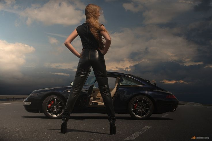Agnes & Porsche by Jarek S on 500px