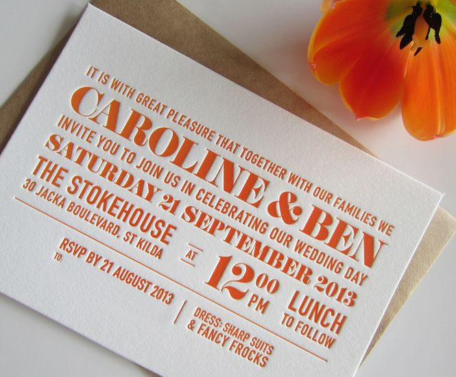 136 best design invitations images on Pinterest - best of invitation wording lunch to follow