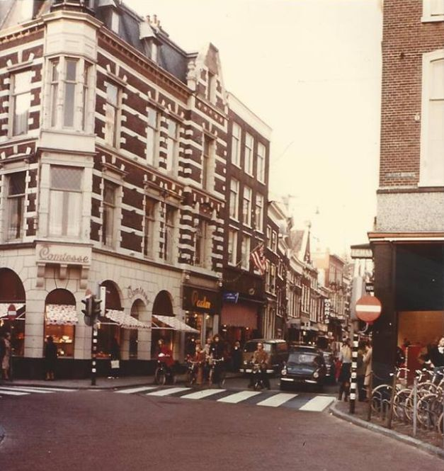 Barteljorisstraat Haarlem (jaartal: 1970 tot 1980) - Foto's SERC