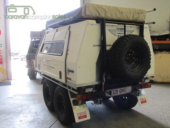 Custom Bug Out Trailers : Ideas about truck bed camper on pinterest