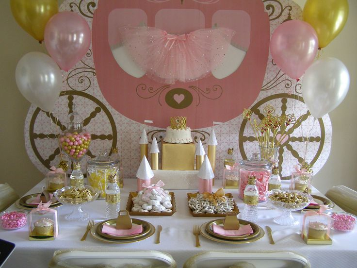 510 Best Decorations At A Princess Party Images On