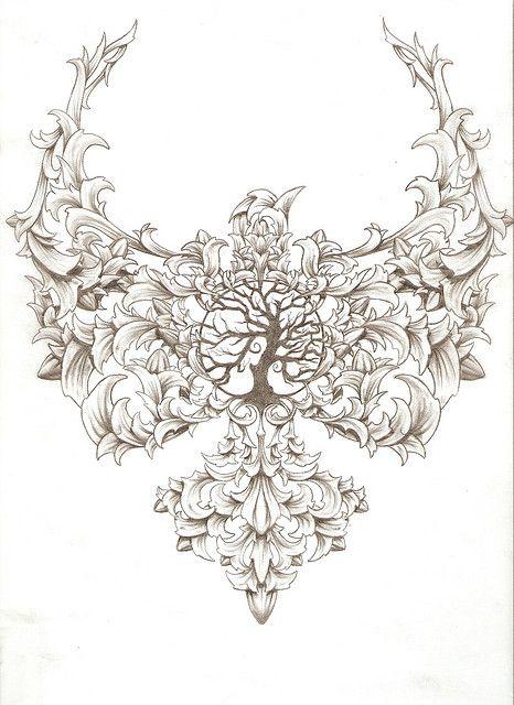 Tree Of Life Tattoo | Flickr - Photo Sharing!