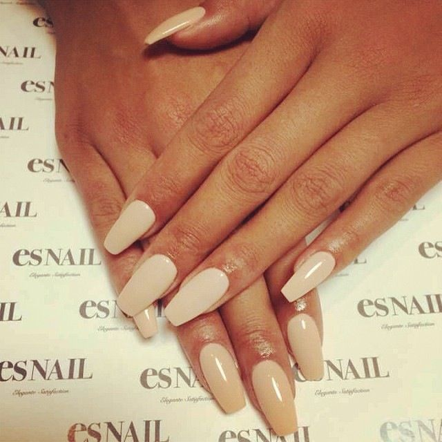 25+ Best Ideas about Square Oval Nails on Pinterest ...
