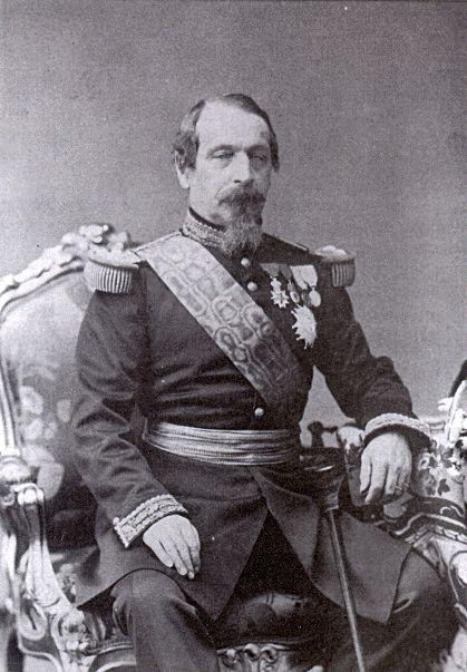 Napoléon III ( Paris, 20 avril 1808  ; Chislehurst, Royaume-Uni, 9 janvier 1873)