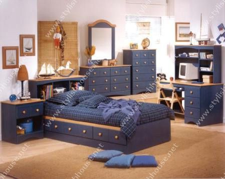 Classic Bedroom Furniture Set Charming And Simplicity Stylishly