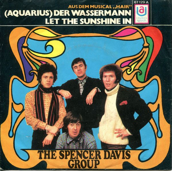 The Spencer Davis Group - (Aquarius) Der Wassermann (Vinyl) at Discogs