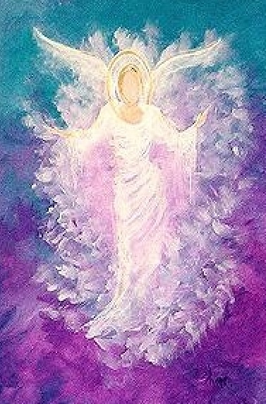 """""""Angels, please help me remember to direct blessings and prayers to everyone I meet today. Please send extra healing energy through me to all my relationships. I ask that each encounter I have bring gifts to everyone involved."""" Doreen Virtue"""