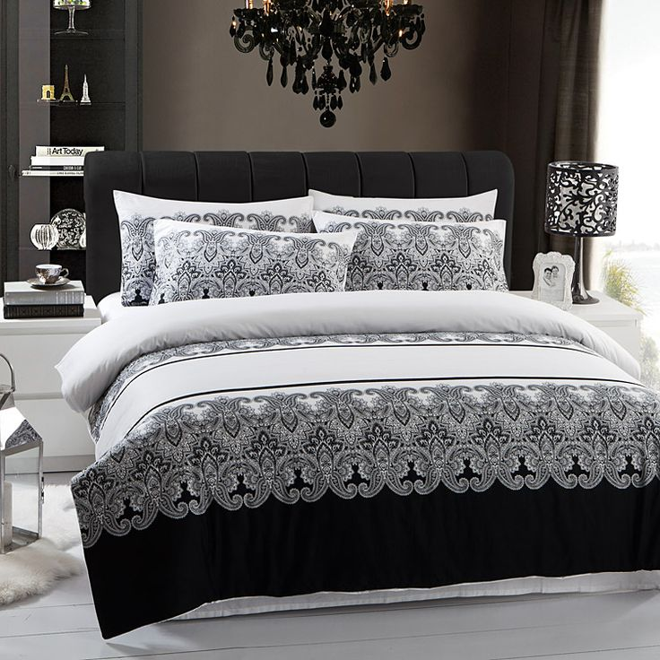 black and white duvet cover queen home furniture design