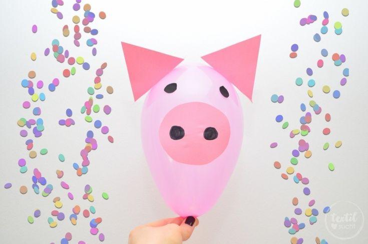 Bastelidee für Regentage und Kindergeburtstagspartys: Ich zeige dir, wie du aus ganz normalen Luftballons lustige Ballontiere basteln kannst.