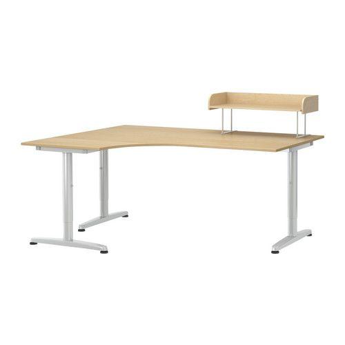 GALANT Hoekbureau links IKEA Gratis 10 jaar garantie. Raadpleeg onze folder voor de garantievoorwaarden.