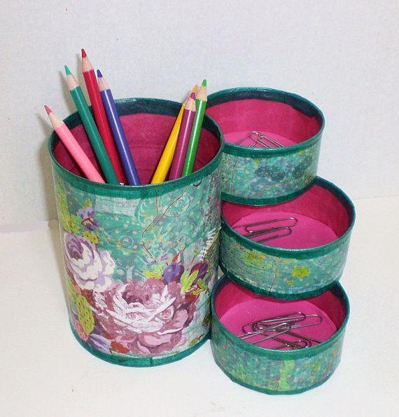 Educacion Actualizada | 29 ideas para reutilizar latas vacías