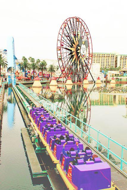 California Screamin' | Disney's California Adventure