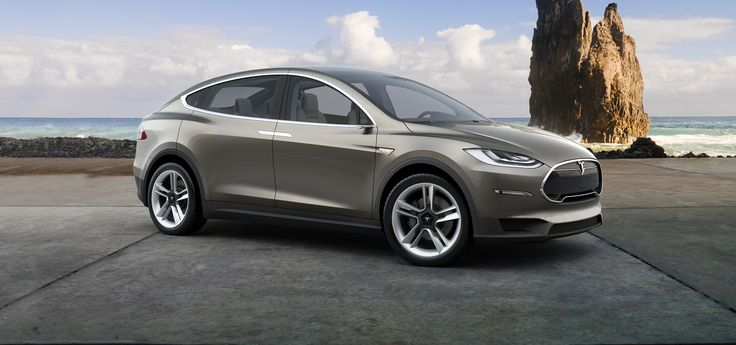 Tesla Model X - SUV