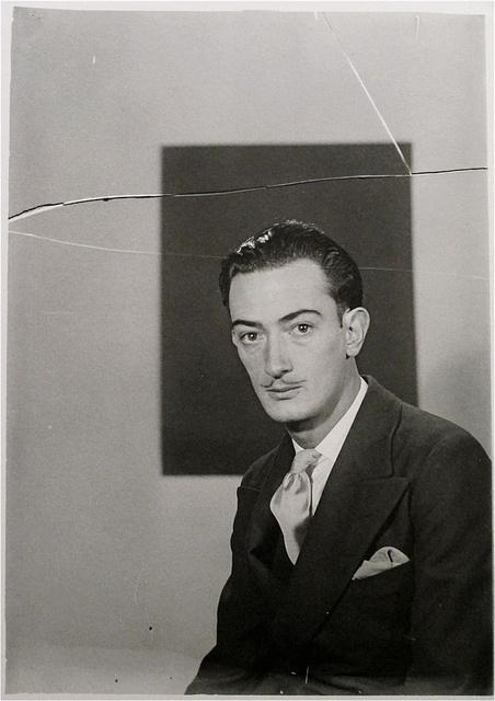 Salvador Dalí by Man RaySalvador Dali, Artists, Man Ray, Manray, Men Fashion, Avant-Garde, Salvador Dali, 1929, Ray Portraits