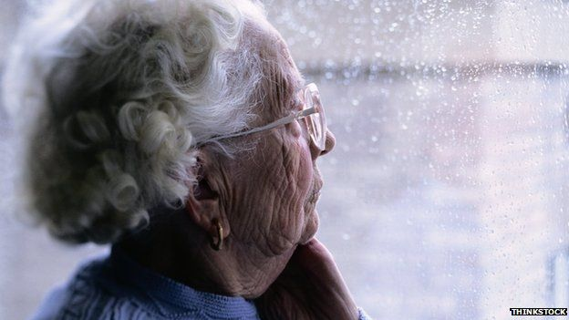 Tackle loneliness to curb A&E pressures - NHS says