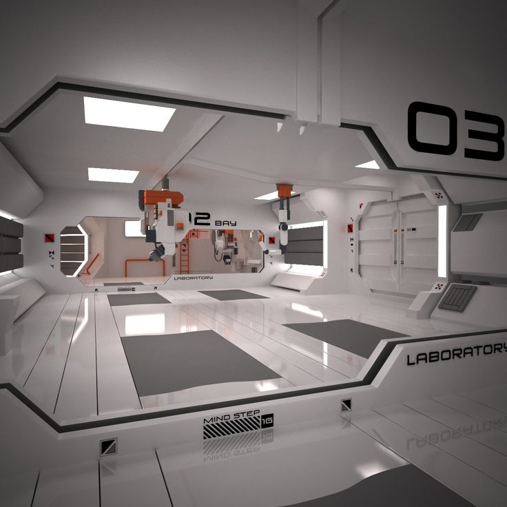 sci fi spacecraft interior pics about space procedural. Black Bedroom Furniture Sets. Home Design Ideas