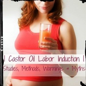 How To Induce Labor With Castor Oil! Castor oil is a vegetable oil derived from the castor bean. Castor oil has been used to induce labor for many years. #castoroilforlabor #castoroillaborinduction #laborinductiontips