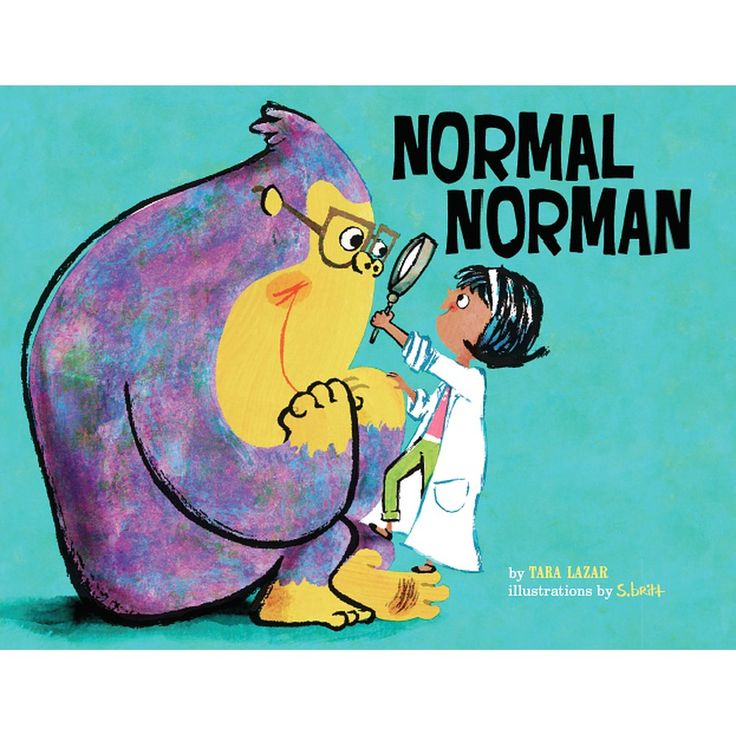 "What is ""normal?"" That's the question an eager young scientist, narrating her very first book, hopes to answer. Unfortunately, her exceed..."