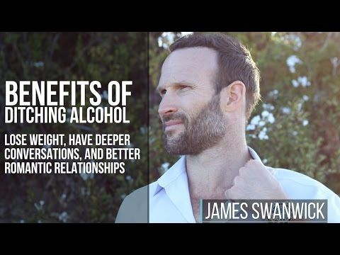 #128: James Swanwick - How to Stop Drinking Alcohol, Benefits & Motivation - High Intensity Health