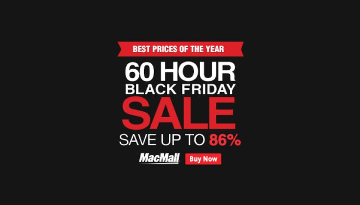 MacMall Black Friday 2014 Sale has MacBook Pro with $300 Off