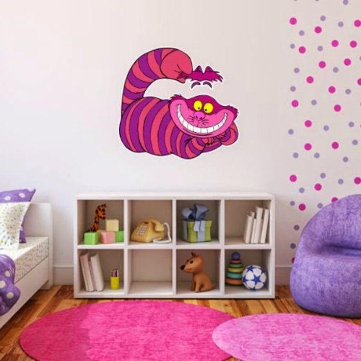 12 Best Alice In Wonderland Bedroom Images On Pinterest