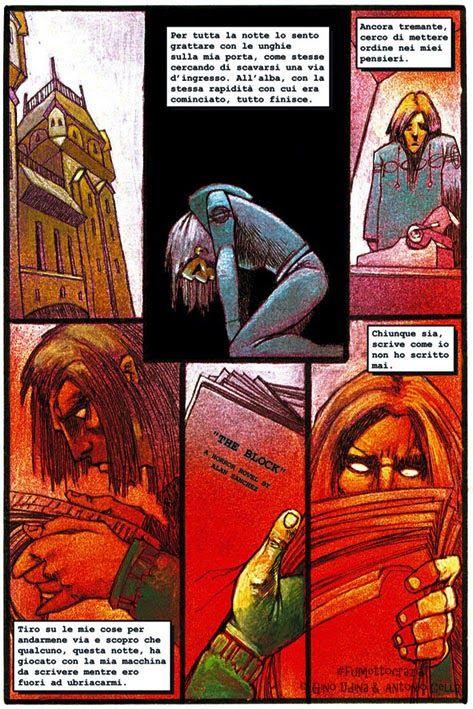 """http://fumettocrazia.blogspot.it/  In esclusiva su Fumettocrazia l'anteprima di """"The Block"""", il nuovo fumetto di Gino Udina e Antonio Cella, presto gratis online!!!  Leggete e Condividete. Lo staff di Fumettocrazia.  #GinoUdina  #Fumetto  #Fumettocrazia  #IndieComics  #MakeComics  #ComicCon  #ComicMarket  #ComiXology  #MakeComics #TheBlock"""