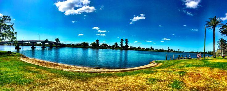 Evans Head, Australia.