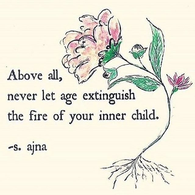 "...""never let age extinguish the fire..."""