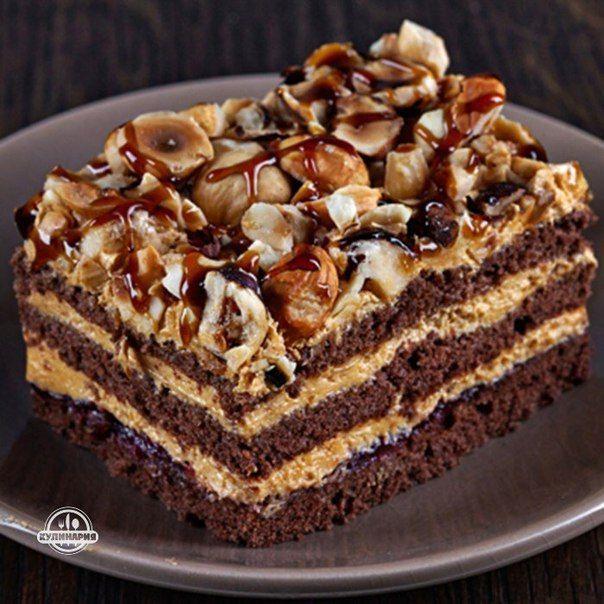 Как испечь торт шоколадный рецепты