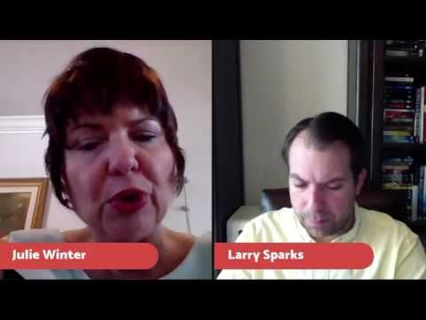 The Voice of Destiny with Larry Sparks and Special Guest Julie Winters
